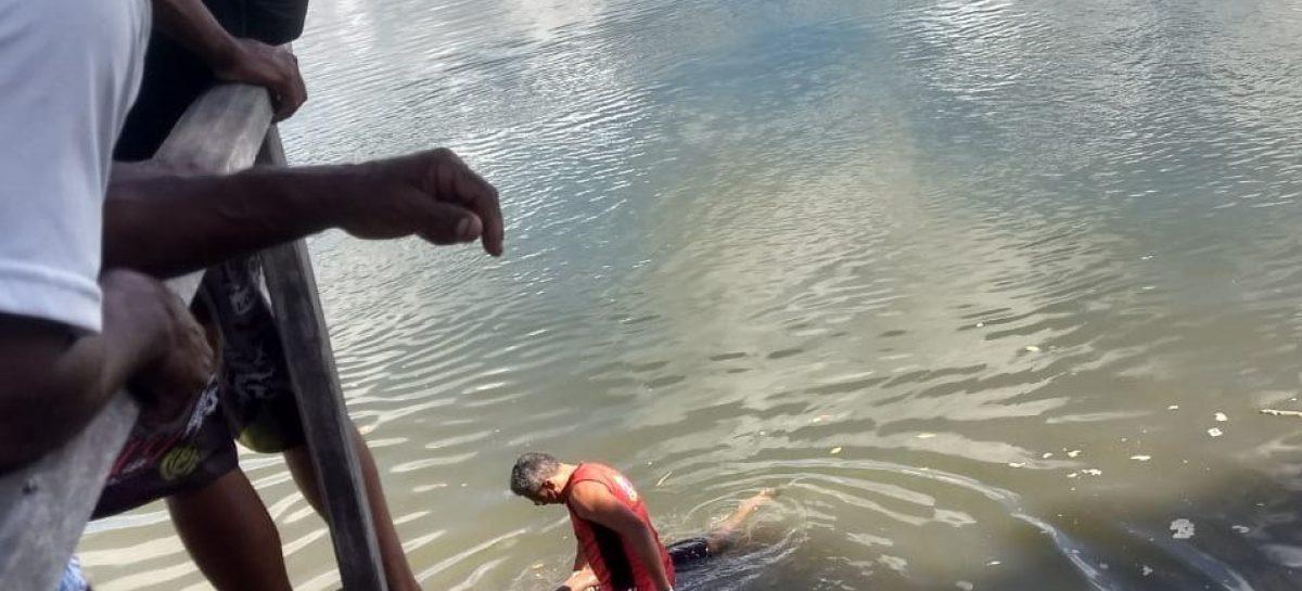 Corpo de pescador é encontrado próximo a Orla Por do Sol