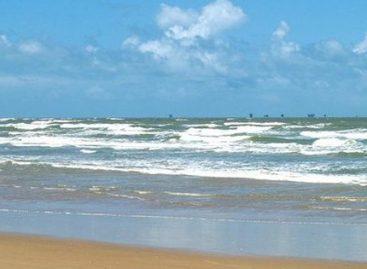 Marés vão passar de dois metros em Sergipe durante o final de semana