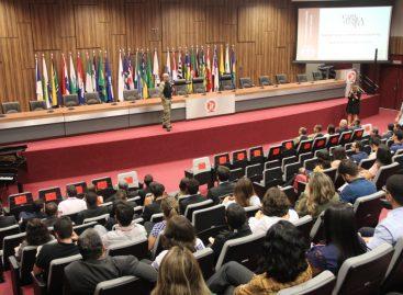 Acadepol e Core realizam palestra sobre segurança no Ministério Público de Sergipe
