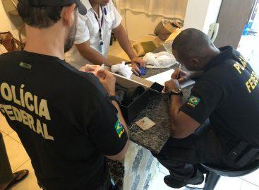 Polícia Federal realiza operação em cinco municípios sergipanos