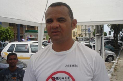 Amese oficia Sejuc solicitando armamento adequado para escolta