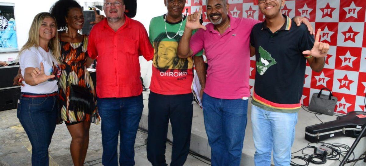 Sergipe realiza ato Lula Livre e instala Comitê Estadual em defesa da libertação do ex-presidente