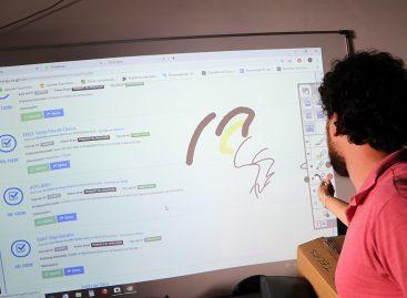 Prefeitura está implantando novas tecnologias educacionais na rede municipal