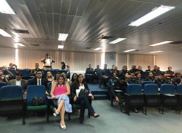 Samuel prestigia abertura do Curso de capacitação para atendimento às mulheres