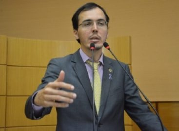 Deputado Georgeo Passos critica obras inacabadas na rodovia SE-255