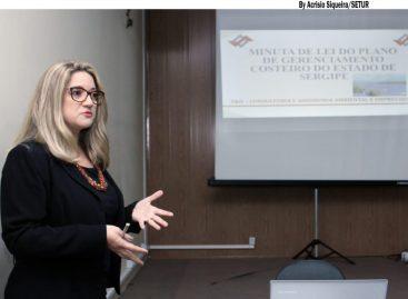 Secretaria de Turismo participa de reunião sobre a Minuta de Lei do Gerco