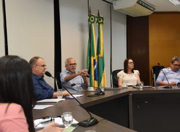 Edvaldo e Belivaldo reúnem gestores para discutir melhorias para a Saúde