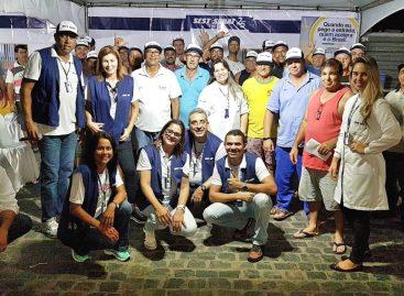 SEST SENAT promove ação social para caminhoneiros em todo Brasil