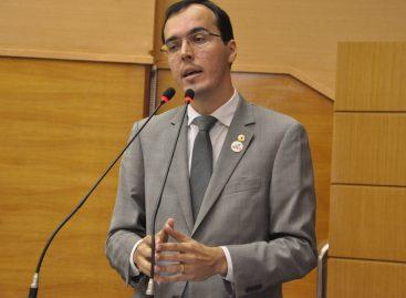 Alese aprova projetos de resolução do Deputado Georgeo Passos