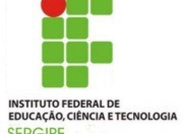 IFS prorroga as inscrições para o Processo Seletivo 2019.2 até dia 24