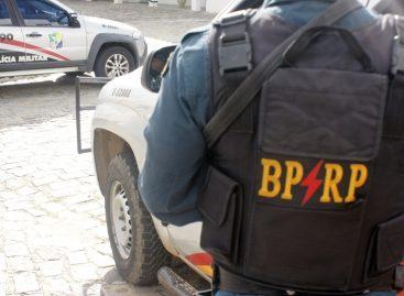 BPRp recupera três veículos, realiza três prisões e apreende dinheiro