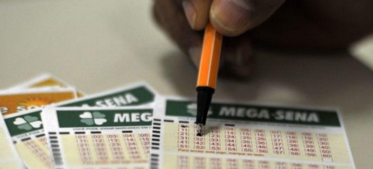 Um acertador leva prêmio superior a R$ 289 milhões no sorteio da Mega-Sena deste sábado