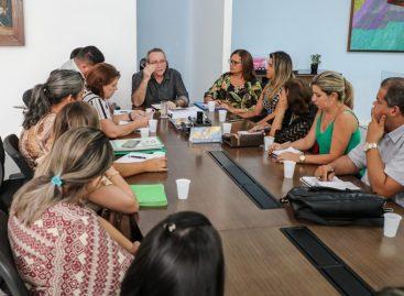Secretário da Saúde reúne Regiões de Glória e Itabaiana sobre horário estendido