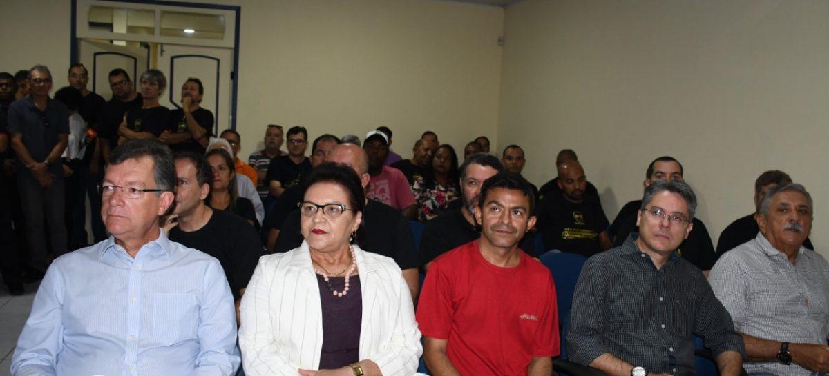Laércio vai apresentar emenda para excluir trabalhadores braçais da Reforma da Previdência