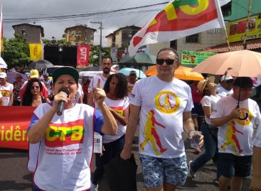 Sessão Especial traz para Aracaju lideranças sindicais nacionais