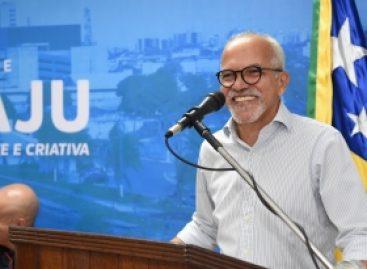 AjuInteligente: prefeito lança plataforma digital de prestação de serviços