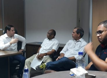 Rodrigo Valadares se reúne com membros da Frente Parlamentar em Favor da Vida