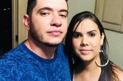 Marido de jovem morta dentro de casa é preso acusado pelo crime