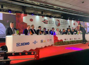 Presidente da Fames participa do 36° Congresso Mineiro dos Municípios