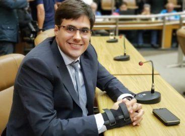 Talysson de Valmir quer recuperação de rodovias