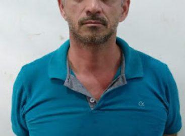 Policiais civis da delegacia de Itabaiana prendem homem condenado por estelionato