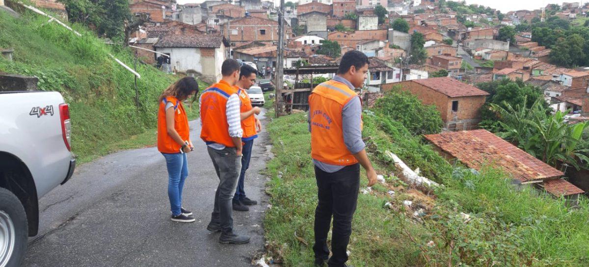 Prefeitura de Aracaju mantém atenção às chuvas na capital