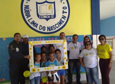 Detran/SE participa de ações educativas no município de Estância