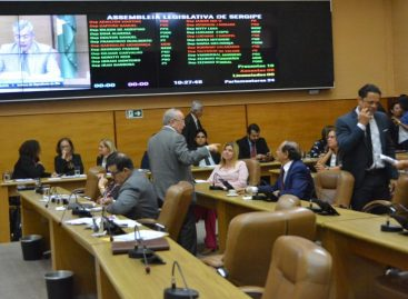 Projeto sobre contratação temporária de pessoal é aprovado na Assembleia Legislativa