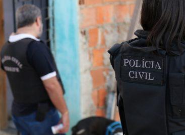 PC realiza operação para combater o tráfico de drogas em Simão Dias