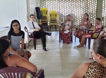 Defensoria Pública presta assistência jurídica às gestantes do município de Simão Dias