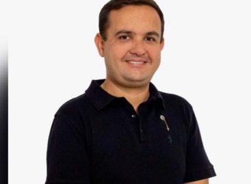 Ex-vereador Décio Neto assume Secretaria Municipal Administrativa de Aguada