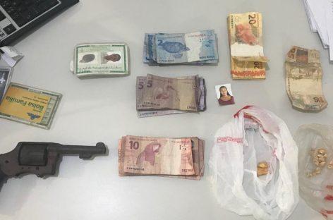 PC e PM desarticulam ponto de vendas de drogas em Pedrinhas
