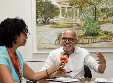 """Edvaldo Nogueira: """"Tenho experiência na conquista de recursos federais"""""""