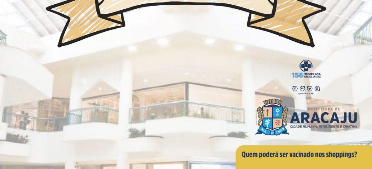 PMA promoverá mais dois dias de vacinação nos shoppings da capital