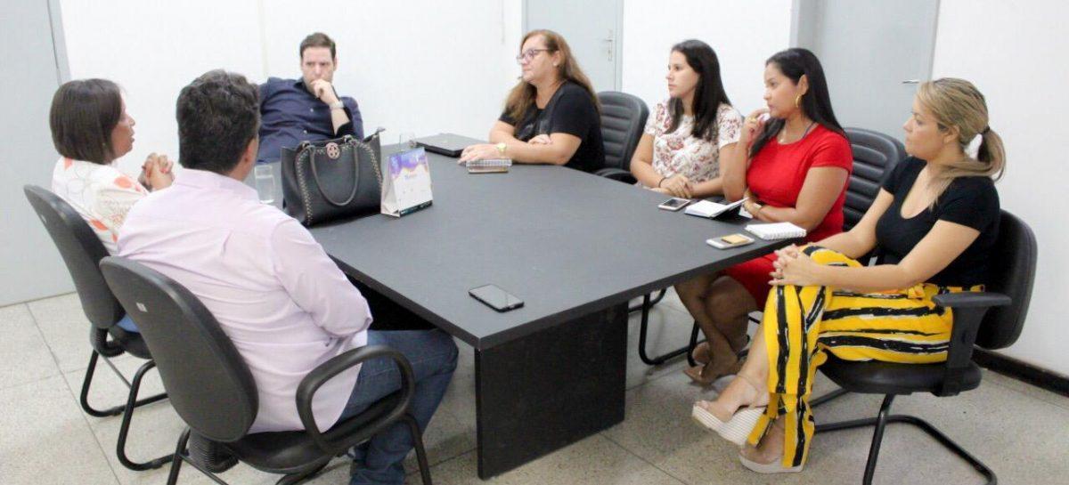Governo do estado dialoga sobre o São João de Sergipe