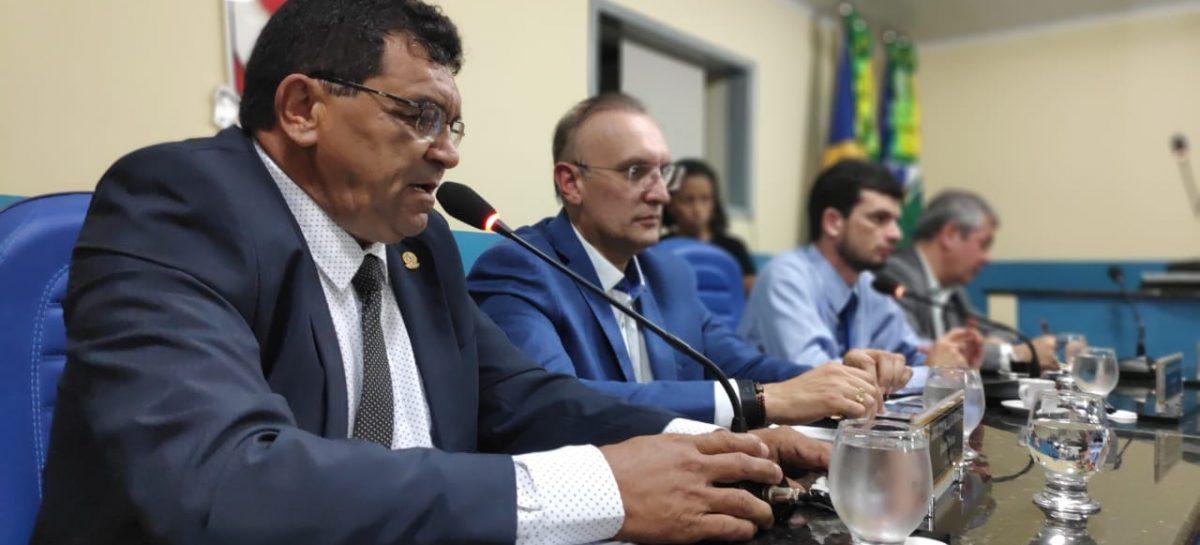 Reforma Previdenciária é discutida na Câmara de Vereadores de São Cristóvão