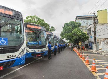 Novos ônibus com tecnologia avançada são entregues ao transporte coletivo de Aracaju