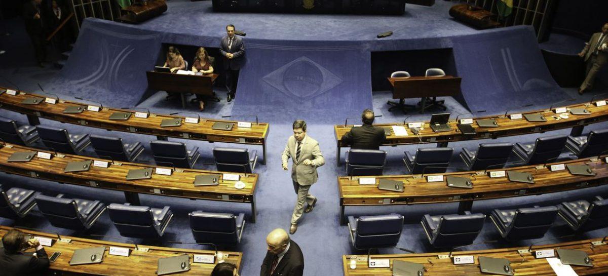 Senado pede reciprocidade da Câmara na votação de propostas