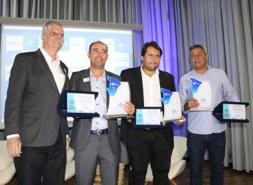 Três municípios conquistam o Prêmio Sebrae Prefeito Empreendedor