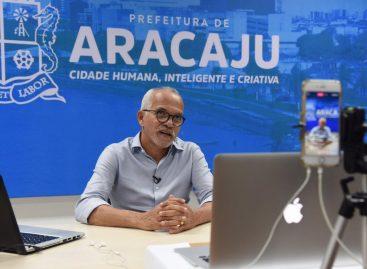 Prefeito defende importância da Universidade Federal de Sergipe