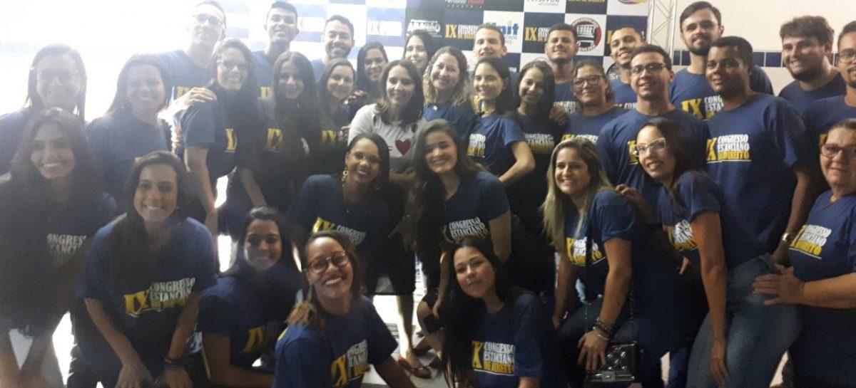 Defensora pública participa do Congresso Estanciano de Direito