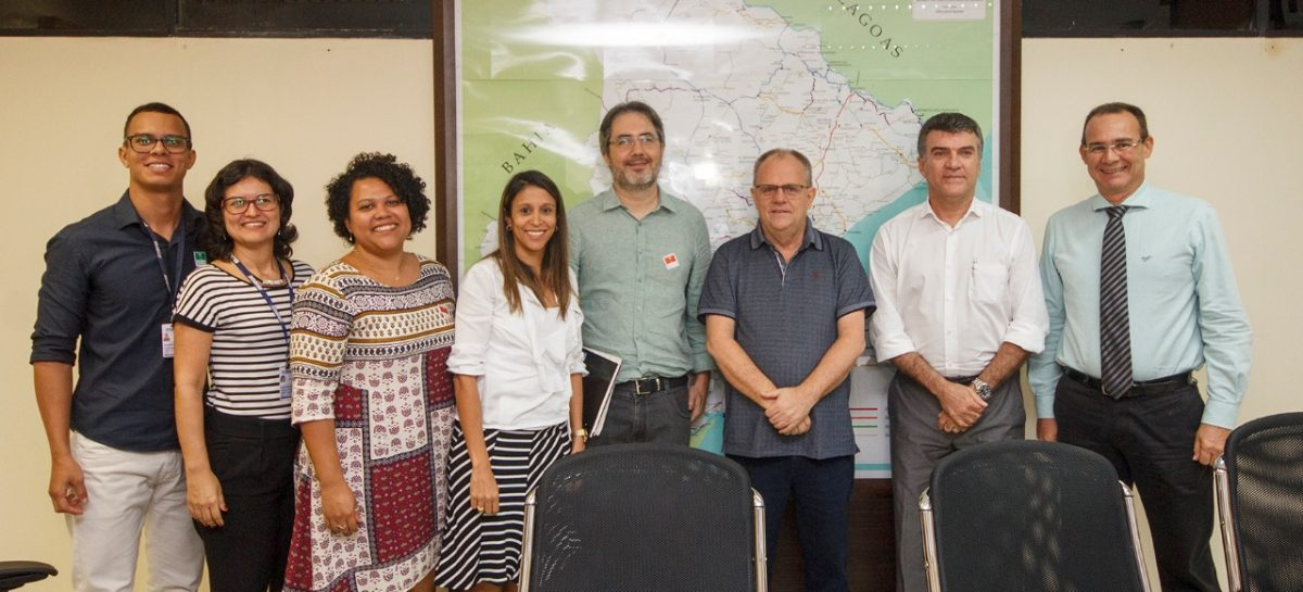 Governador discute proposta de revisão de limites territoriais entre Sergipe e Bahia