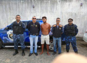 Guarda Municipal de Rosário do Catete age rápido e prende ladrão logo após assalto