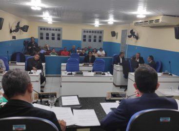 Proposituras de vereadores de São Cristóvão foram encaminhadas para análise