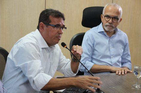 ACESE e Fecomercio apresentam projetos ao prefeito de Aracaju