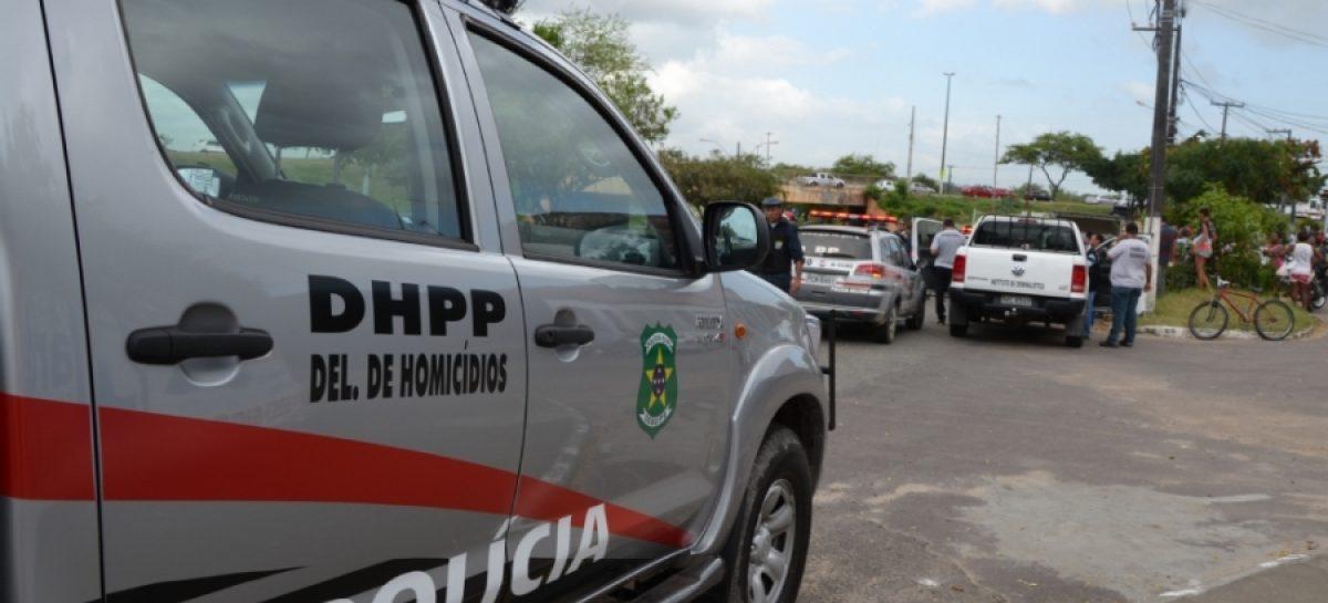 Sergipe registra menor número de homicídios dos últimos oito anos