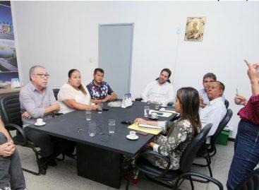 Prefeitura de Laranjeiras apresenta novo projeto para Secretaria de Turismo