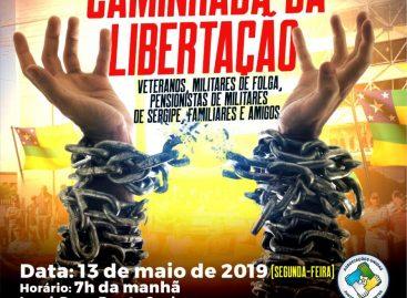 Militares sergipanos prosseguem luta para garantir cumprimento de Lei