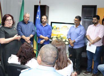 Júnior Trindade toma posse como novo secretário de Administração da Prefeitura de Socorro