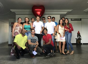 Vereador Anderson de Tuca realiza campanha de doação de sangue